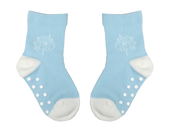 Babycare Colorland Baby Toddlers's anti-slip Sock in 3 colors