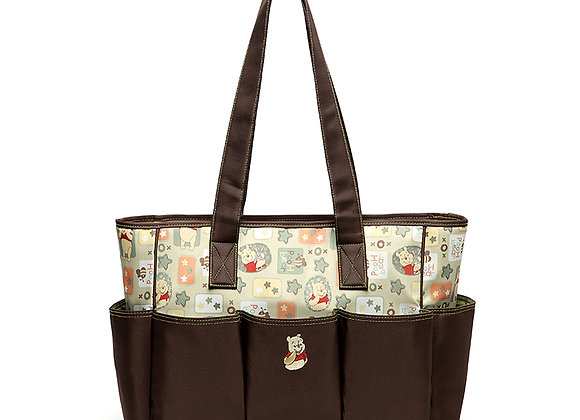 Joyce Tote Baby Diaper Bag (50+ colours available)