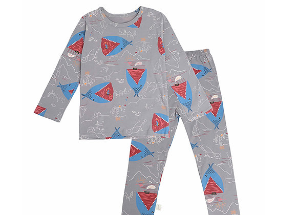 Babycare Colorland Kids Pyjamas for boys and girls from 70-150cm