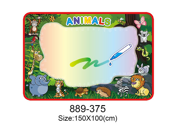 Babycare Colorland Fun Learning Drawing Board 150*100cm