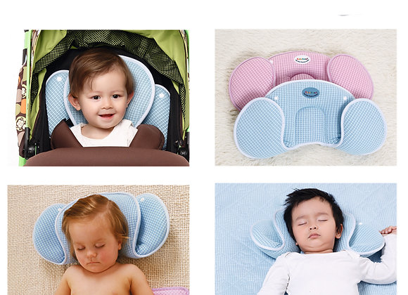 Babycare Colorland Baby Shape Pillion- Breathable, soft!