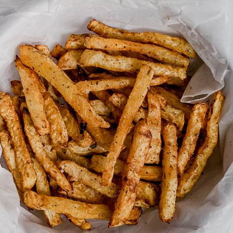 Celery Root Fries