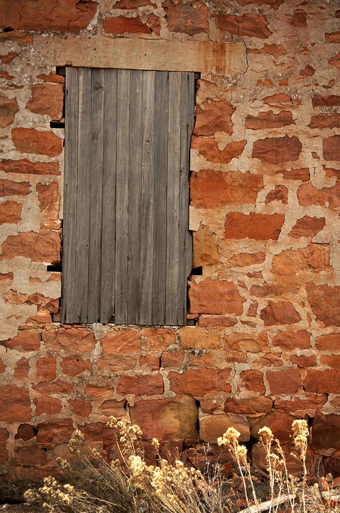 Miners Brick Wall-156