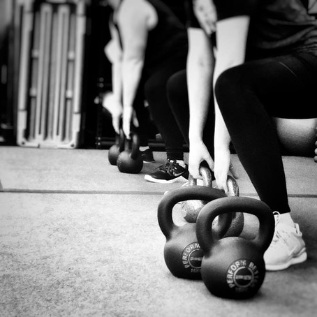 7+ reasons why my Kettlebell was life changing