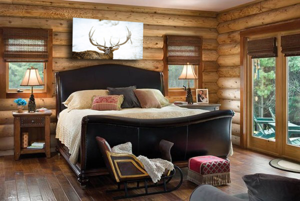 Elk Bedroom Sample
