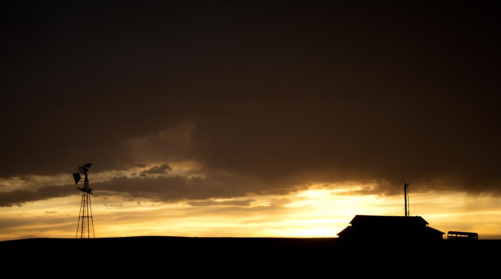 Prairie Sunset-0077