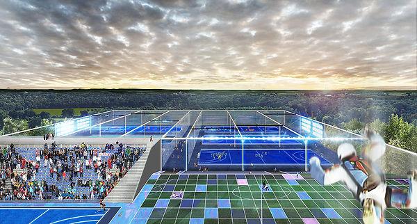 Sportlandgoed Kromme Rijn - Sports complex and healthcare