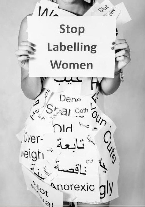Moi femme, je dis non au label de la FEMME FORTE !