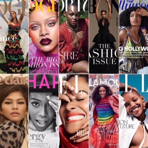 Black Girls Magic ... September 2018 Issue !