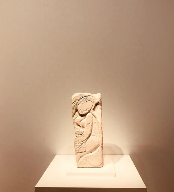 Une Femme - Marc Chagall - Hotel de Caumont