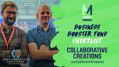 Collaborative Creations shortlisted for Business Booster grant