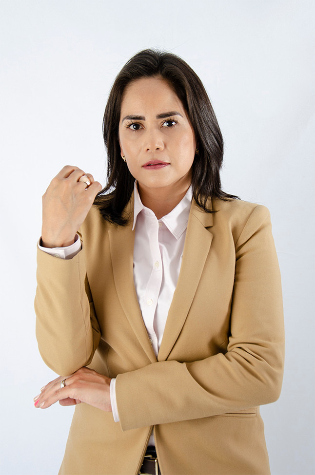 Retrato corporativo mujer