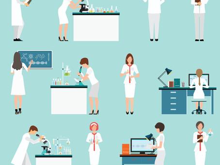 Com ou sem jaleco, cientistas trabalham para a sociedade