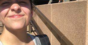 """Tara"" is happy to be in Sydney!"