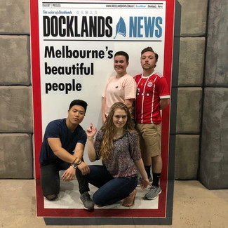 Thoughts on Melbourne
