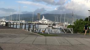Cairns, Australia... at long last!