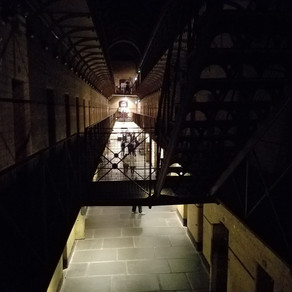 The Old Melbourne Gaol