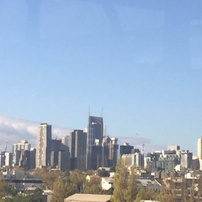 Farewell to Melbourne