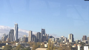 My initial impression of Melbourne……wow, this is a city!