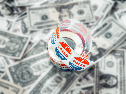 Cost of Success – Political Fundraising as a Barrier to Equity