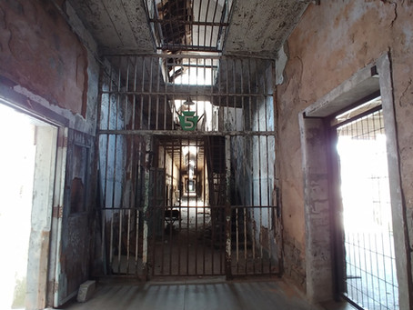 Eastern State Penitentiary: 如何從監獄的歷史面貌,思考罪與罰﹖