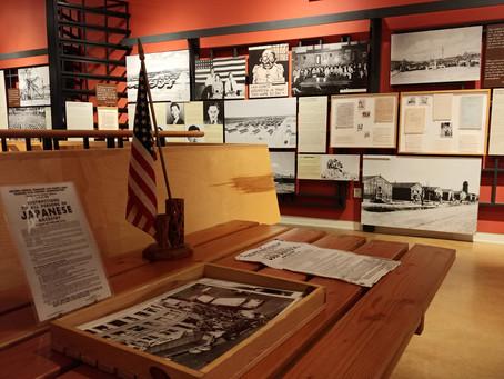 轉載虛詞文稿 — 日裔美國人國家博物館︰如何書寫歷史的創痛?