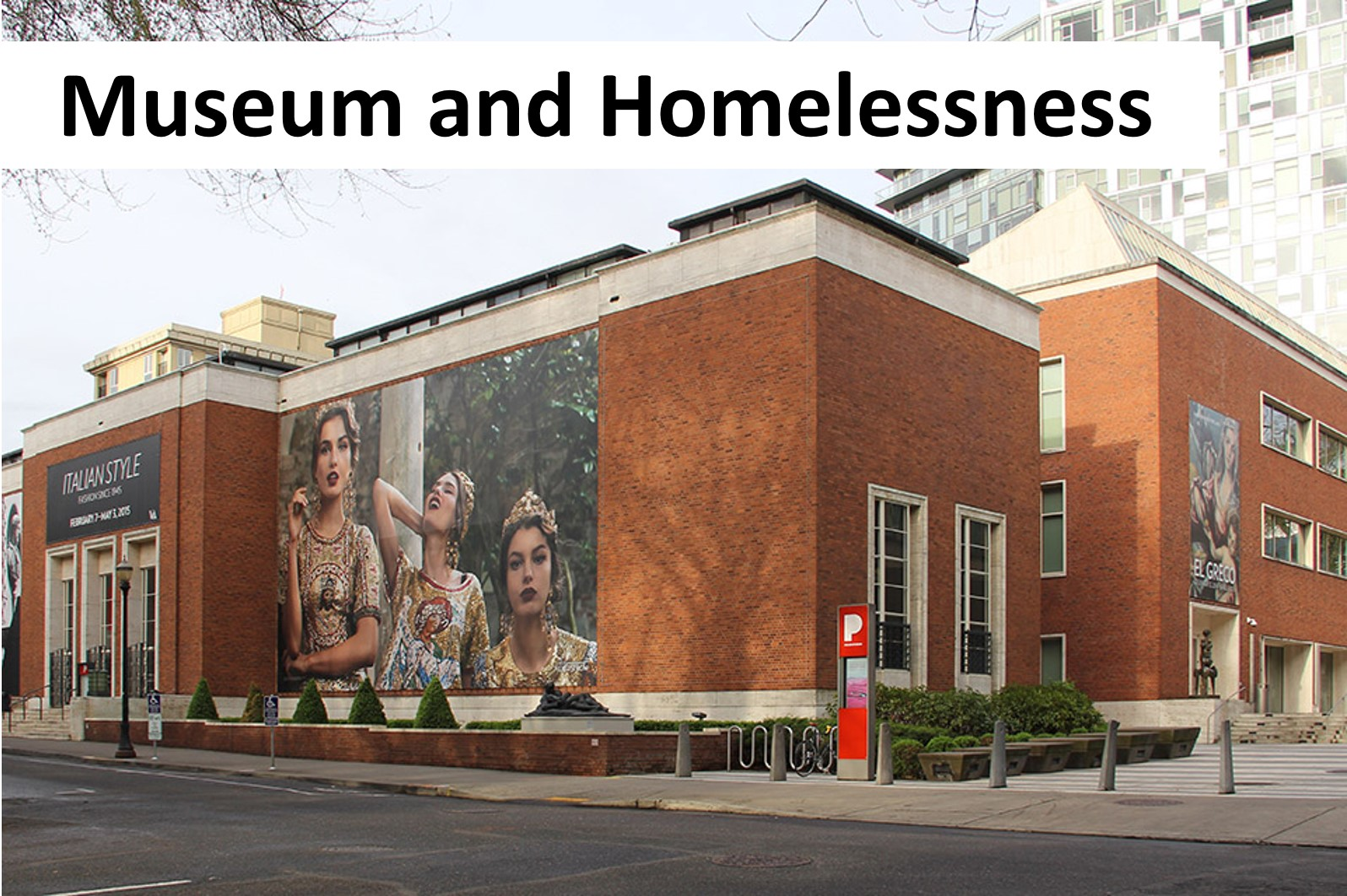 Museum's social concern