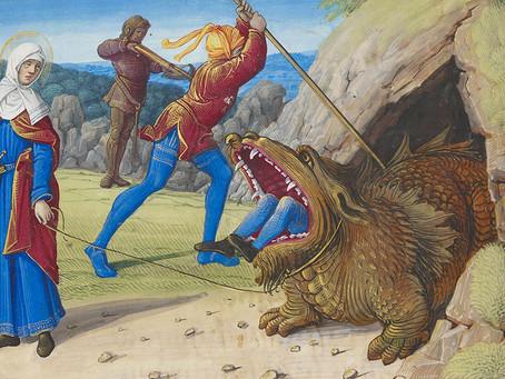 Medieval Monsters﹕博物館何必替牠們辦展覽﹖
