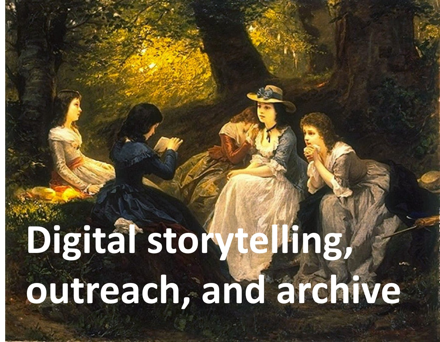 Digital storytelling and museums