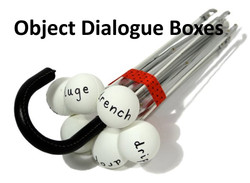 Object Dialogue Boxes
