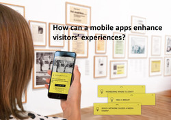 Designing apps for museum visitors
