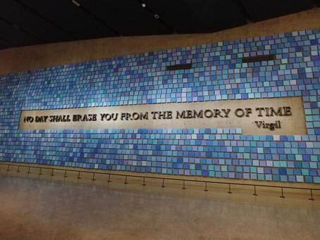 轉載虛詞文稿 — 911紀念及博物館︰如何討論國仇家恨?