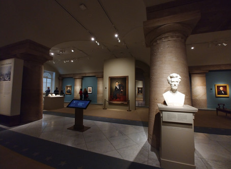 National Portrait Gallery﹕如何從肖像藝術破解國家歷史的迷思﹖