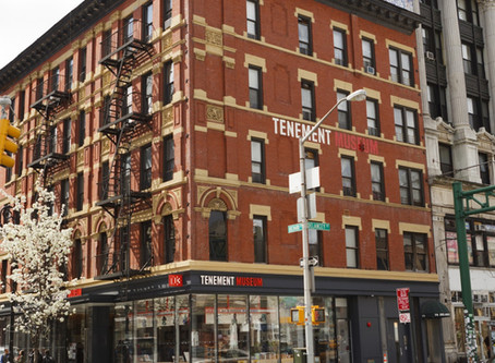 Tenement Museum: 破舊公寓如何以平凡的故事打動我們﹖