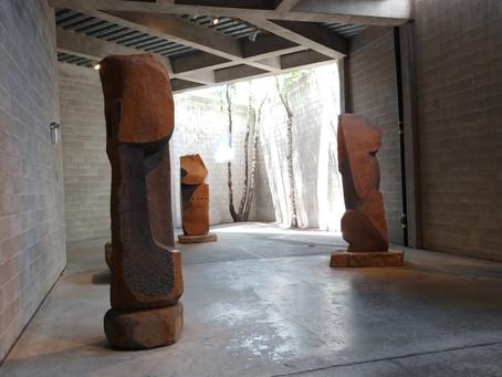 Noguchi Museum: 如何傾聽石頭、空間與雕塑家的密語﹖
