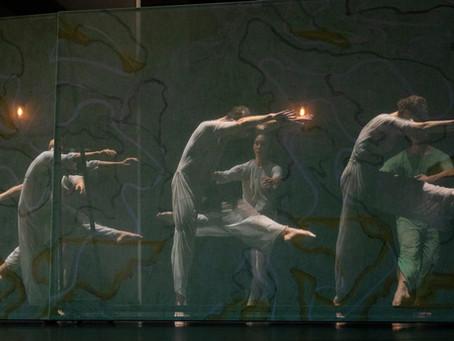 Four Quartets: 如何用身體擁抱詩的韻律﹖
