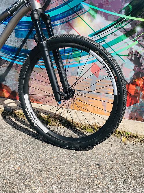 Pump Track Racing(PTR) Wheelset