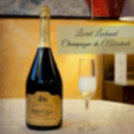 Locret Lachaud Champagne de l'Abbatiale
