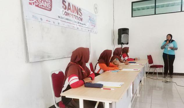 Sains Competition
