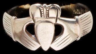 טבעת קלאדה מגולוויי, 1750-1800