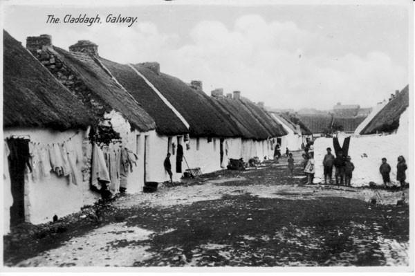 כפר הדייגים קלאדה, שבמערב אירלנד. כיום חלק מהעיר גולוויי