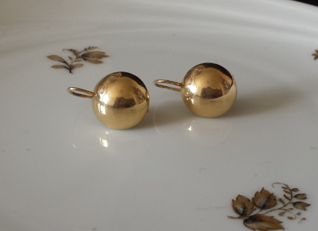 חצי כדור זהב