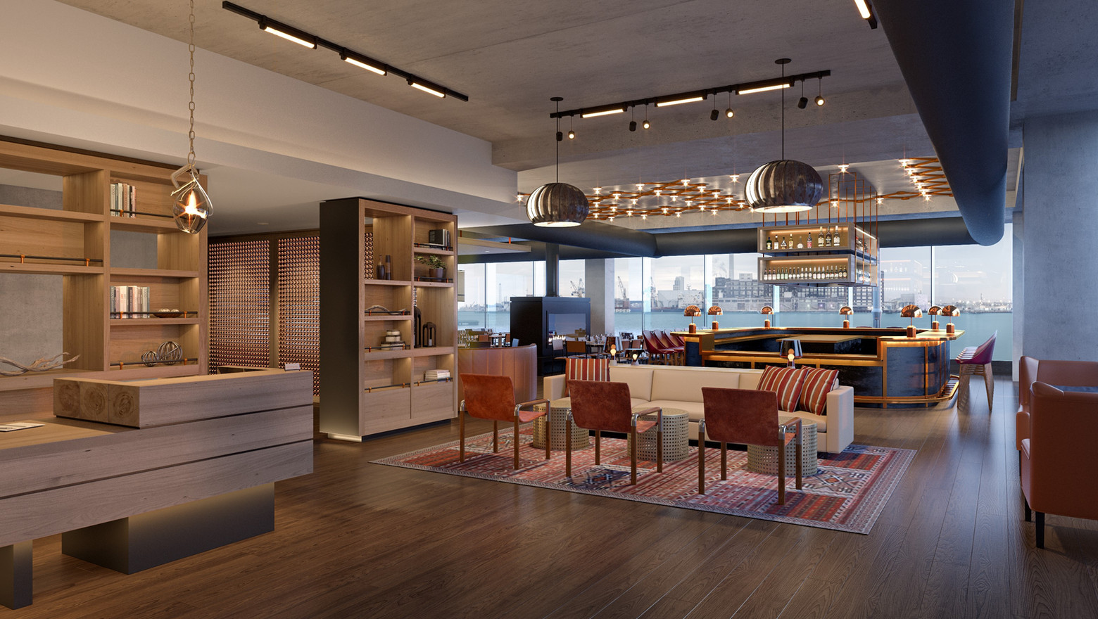 Canopy Reception & Bar