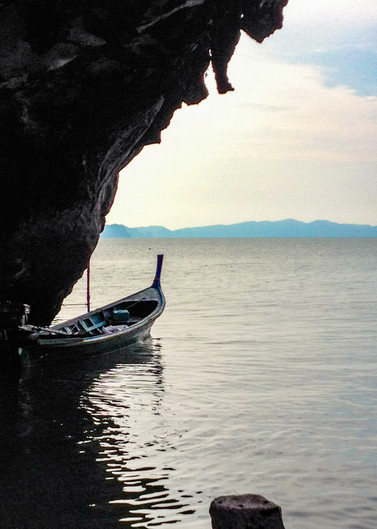 Hidden Boat, James Bond Island, Thailand