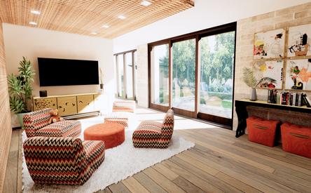 *Point Loma Residence, San Diego CA