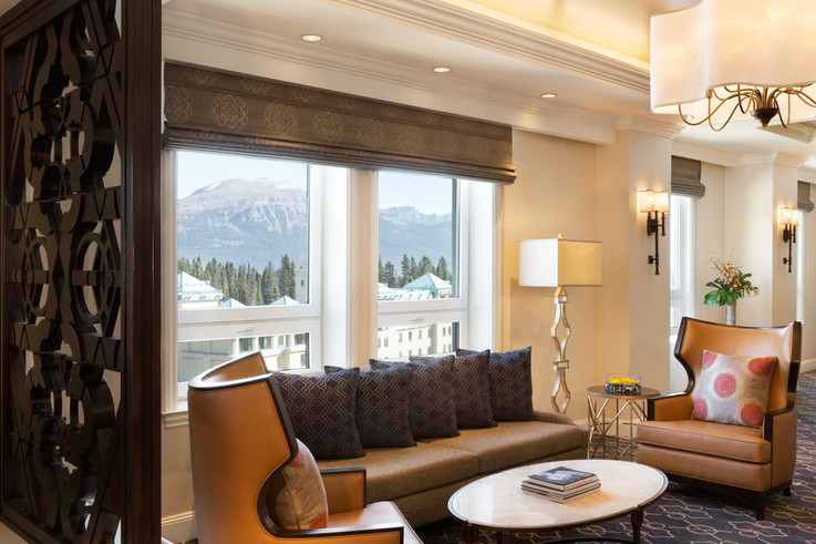 *Fairmont Chateau Lake Louise, Canada