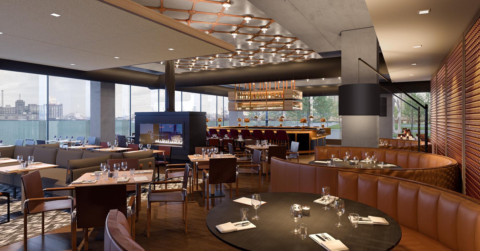 Canopy Bar & Restaurant