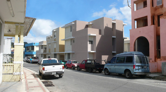 El Peligro Community Housing and Relocation
