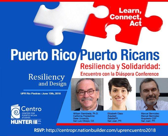 Puerto Rico Puerto Ricans Resiliencia y Solidaridad