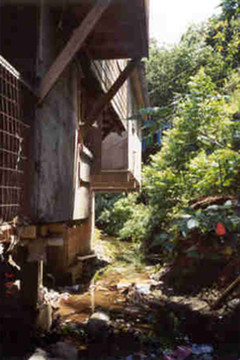 El Peligro Community in 2000